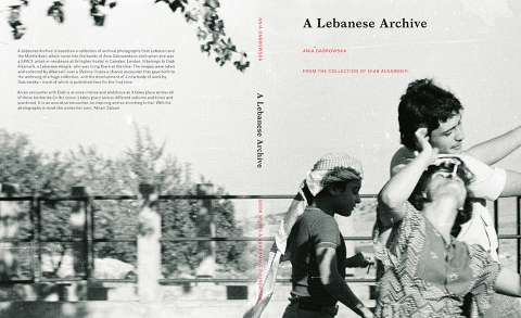 A Lebanese Archive Book Cover_lr